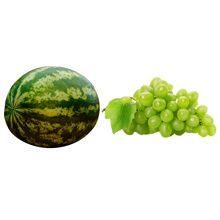 Что более полезно арбуз или виноград