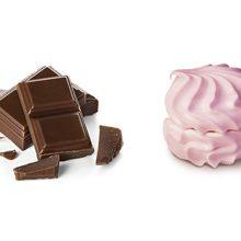 Что полезнее для здоровья зефир или шоколад