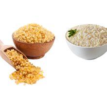 Что полезнее для здоровья булгур или рис