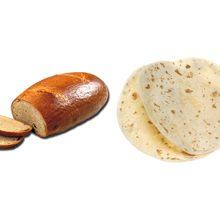Что полезнее кушать хлеб или лаваш