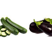 Что полезнее для организма кабачок или баклажан?
