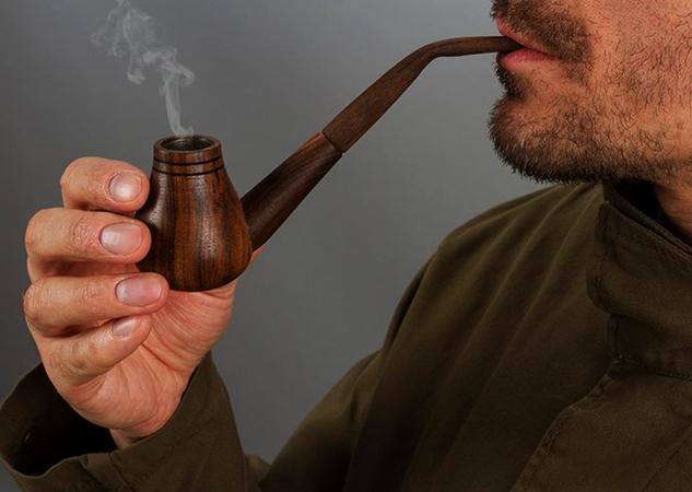 Курение трубки