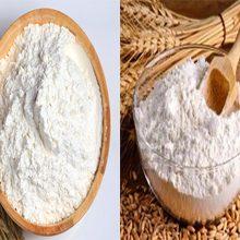 Какая мука полезнее рисовая или пшеничная?