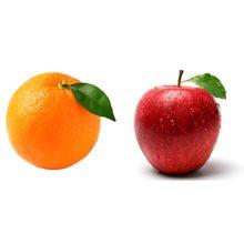 Что полезнее есть апельсины или яблоки