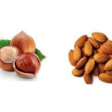 Какой орех полезнее фундук или миндаль