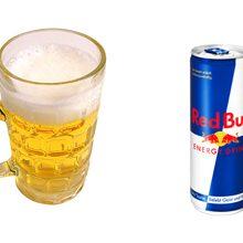 Что вреднее пить пиво или энергетик