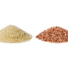 Что полезнее есть рис или гречку?