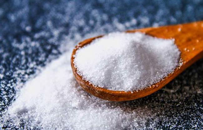 Свежая соль