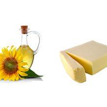 Какое масло полезнее подсолнечное или сливочное?