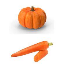 Что полезнее для здоровья тыква или морковь?