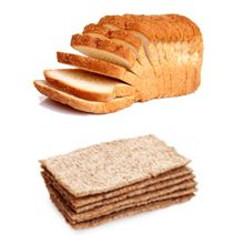 Что полезнее кушать хлеб или хлебцы?