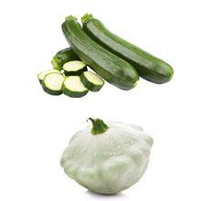Что полезнее для здоровья кабачки или патиссоны?