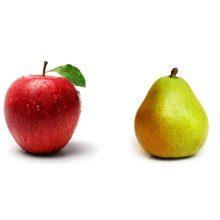 Что более полезно яблоко или груша