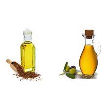 Какое масло полезнее льняное или оливковое?