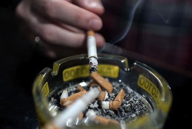 Курение и бычки