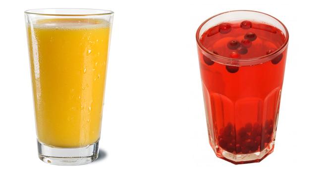 Сок и компот