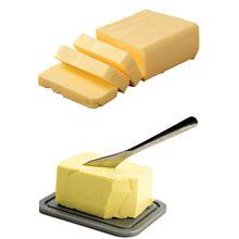 Что полезнее маргарин или сливочное масло?