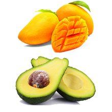 Что более полезно для здоровья манго или авокадо?