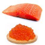 Что полезнее кушать красную рыбу или икру?