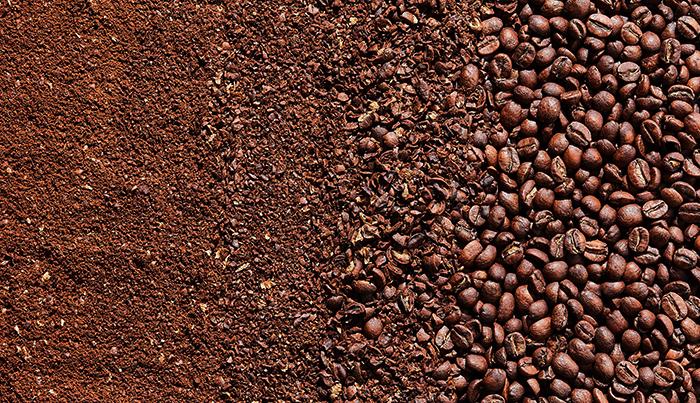 Кофе и порошок кофе