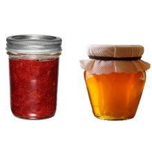 Что полезнее для организма варенье или мед?
