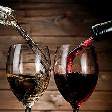 Какое вино полезнее белое или красное?