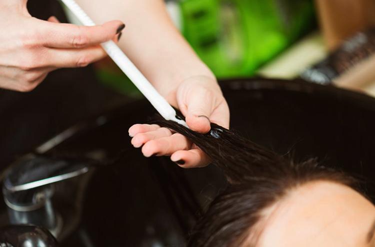 Использование ботокса для волос
