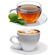 Что полезнее чай или кофе?