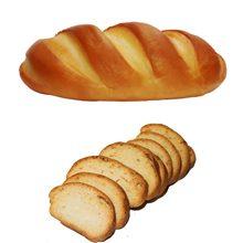 Что полезнее свежий хлеб или сухари?