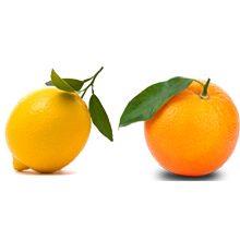 Что полезнее кушать лимон или апельсин