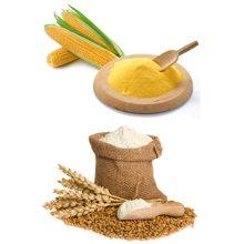 Какая мука полезнее кукурузная или пшеничная
