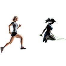 Что полезнее для здоровья бег или скакалка